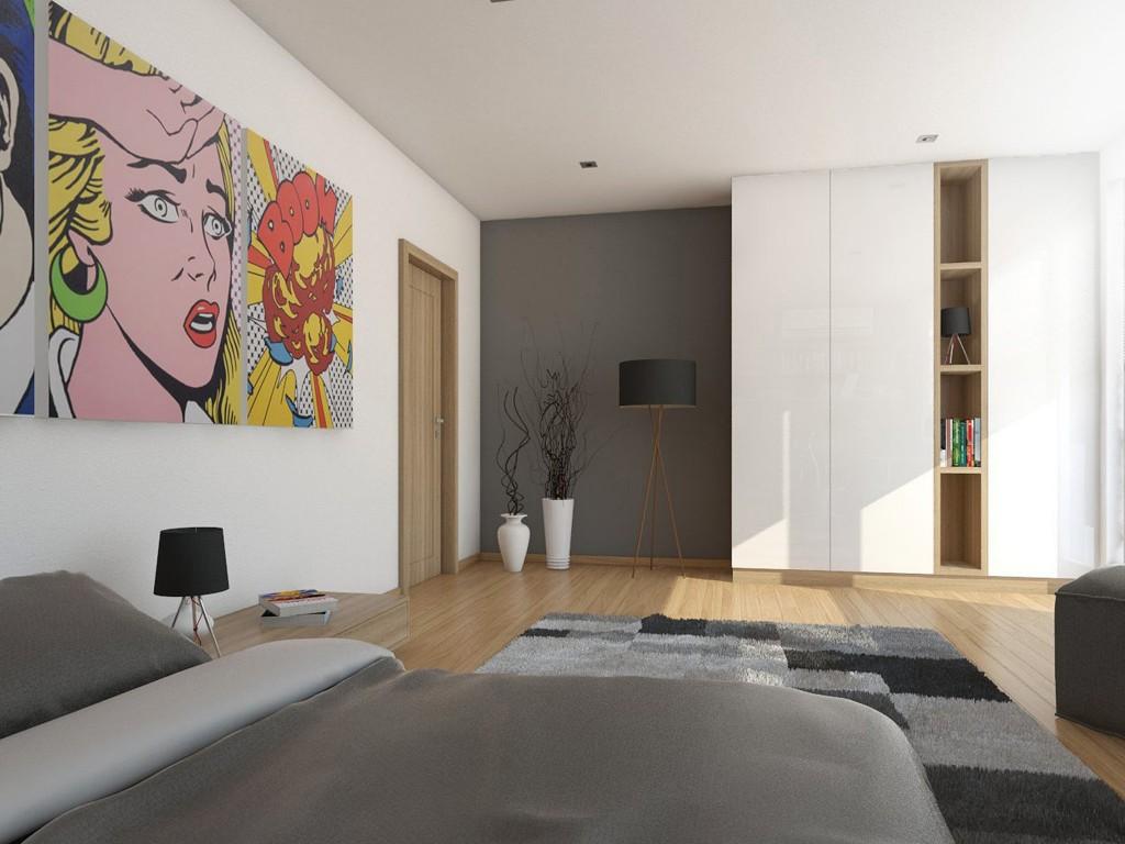 Detské izby v rodinnom dome - Michalovce