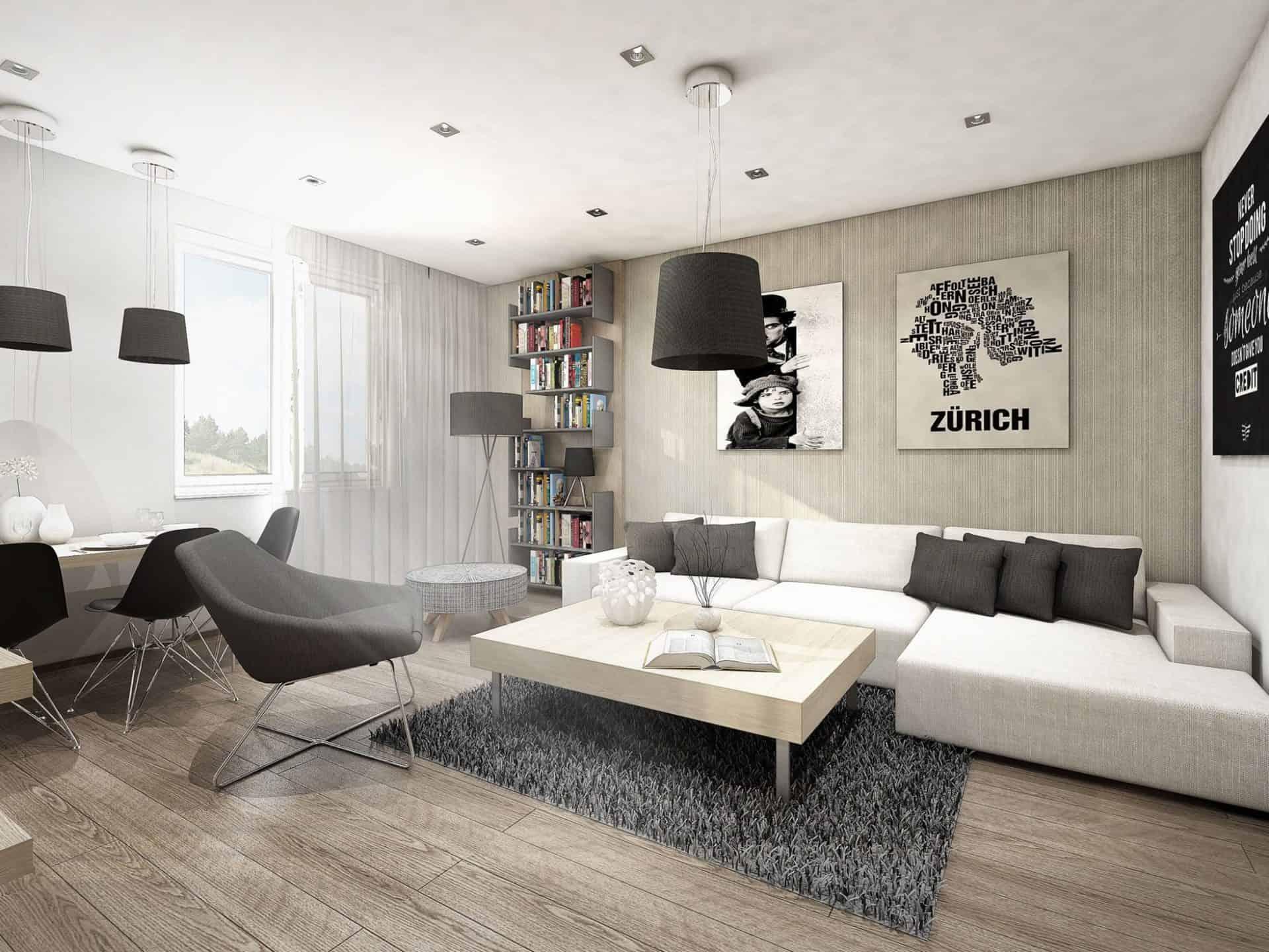 Moderný byt v Košiciach