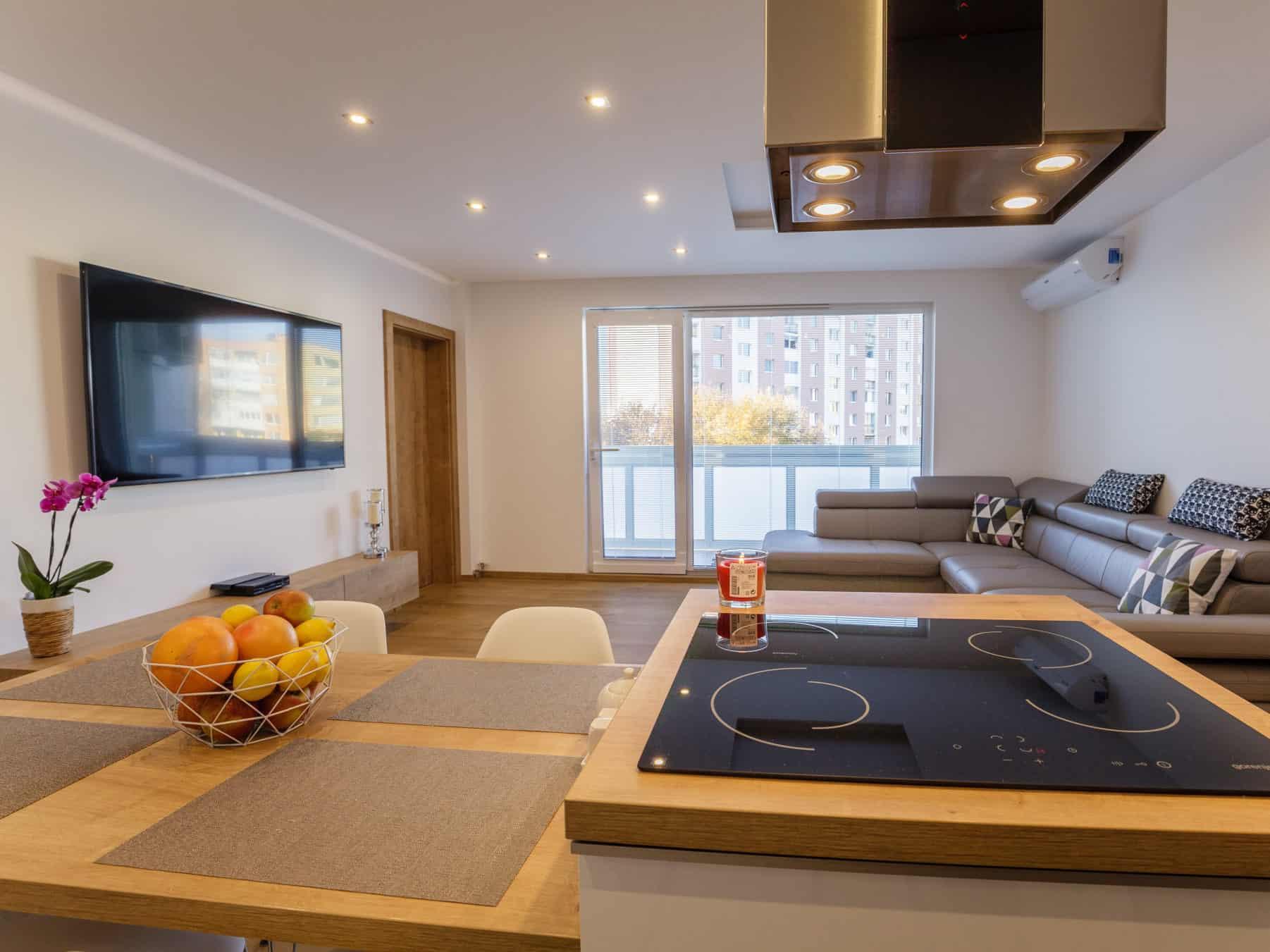 Kompletná rekonštrukcia 4 izbového bytu
