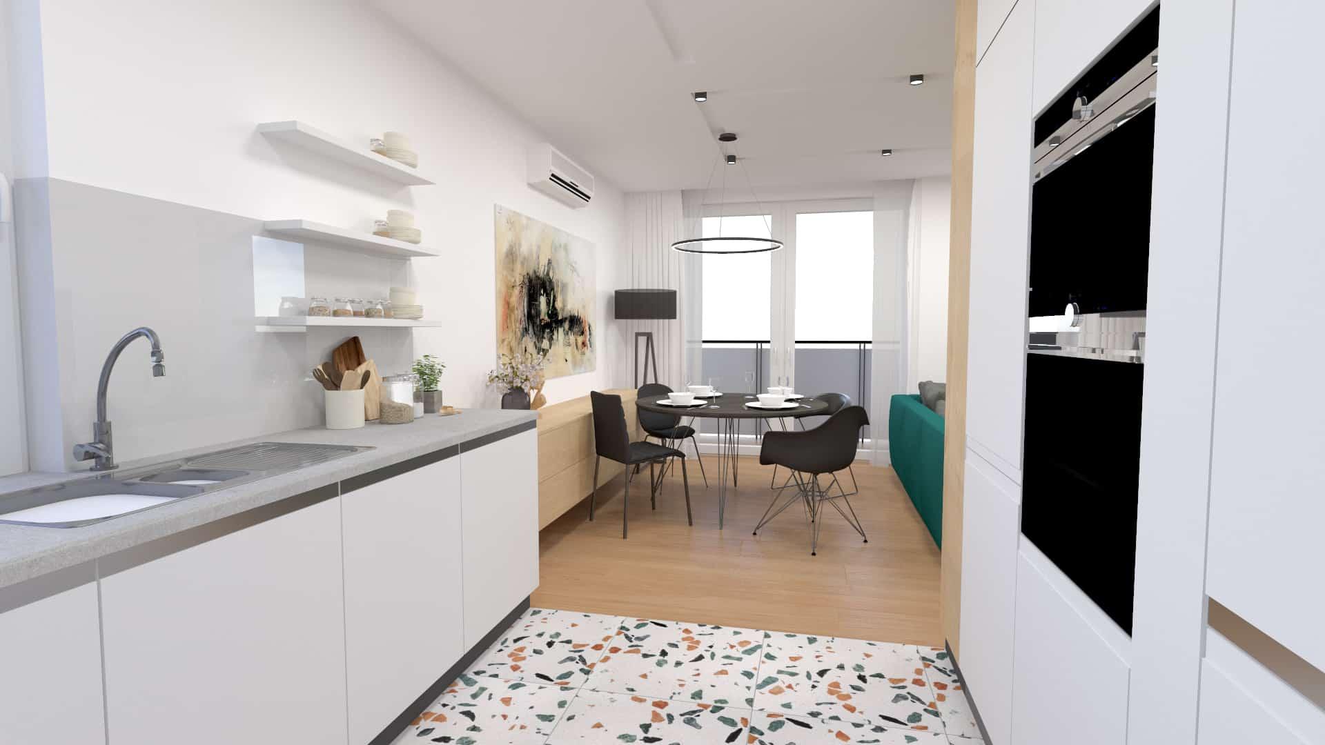 3-izbový byt